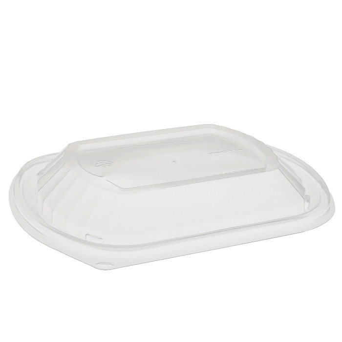 Microwavable Medium Dome Lid for 16, 24, 32 oz base , Clear, 252 ct.