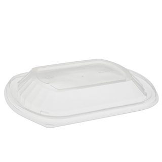MealMaster Medium PP Dome Lid- Clear