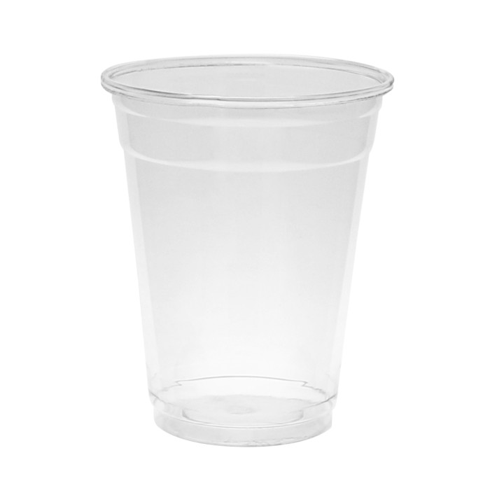 16 oz. Recycled Plastic Cold Cup, Clear, 700 ct.