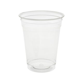 16 oz. Recycled Plastic Cold Cup, Clear, 840 ct.