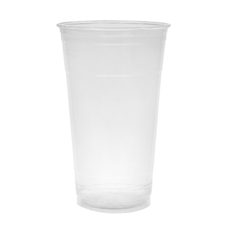 32 oz. Recycled Plastic Cold Cup, Clear, 240 ct.