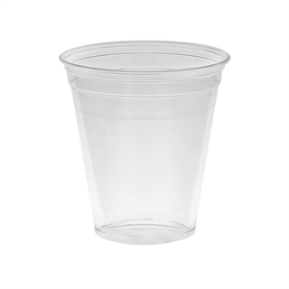 7 oz. Recycled Plastic Cold Cup, Clear, 1,000 ct.