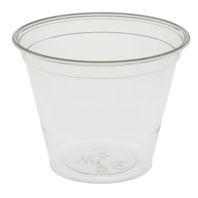 9 OZ CLEAR PET CUP 15-65 BG