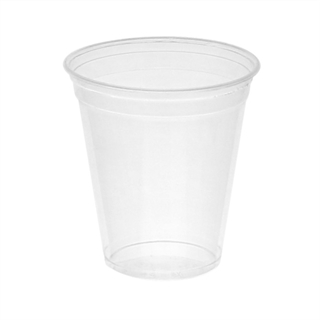 7 oz. Compostable Cold Cup, Clear, 1,000 ct.