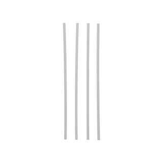 "5.25"" Compostable Sipper Straw, Natural, 8,000 ct."